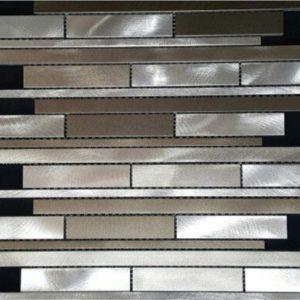 metallicbrownmosaic