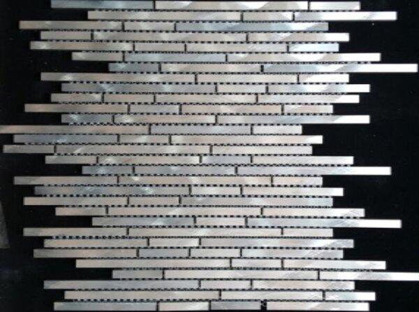 metalliclightgreymosaic 1