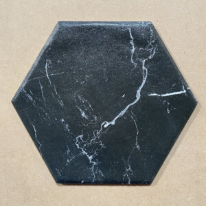 dorset black hex 8x9.5