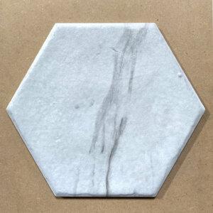 dorset white hex 8x9.5