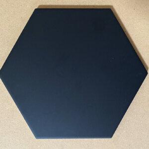 versalles black hex 8x9.5
