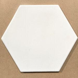 versalles white hex 8x9.5