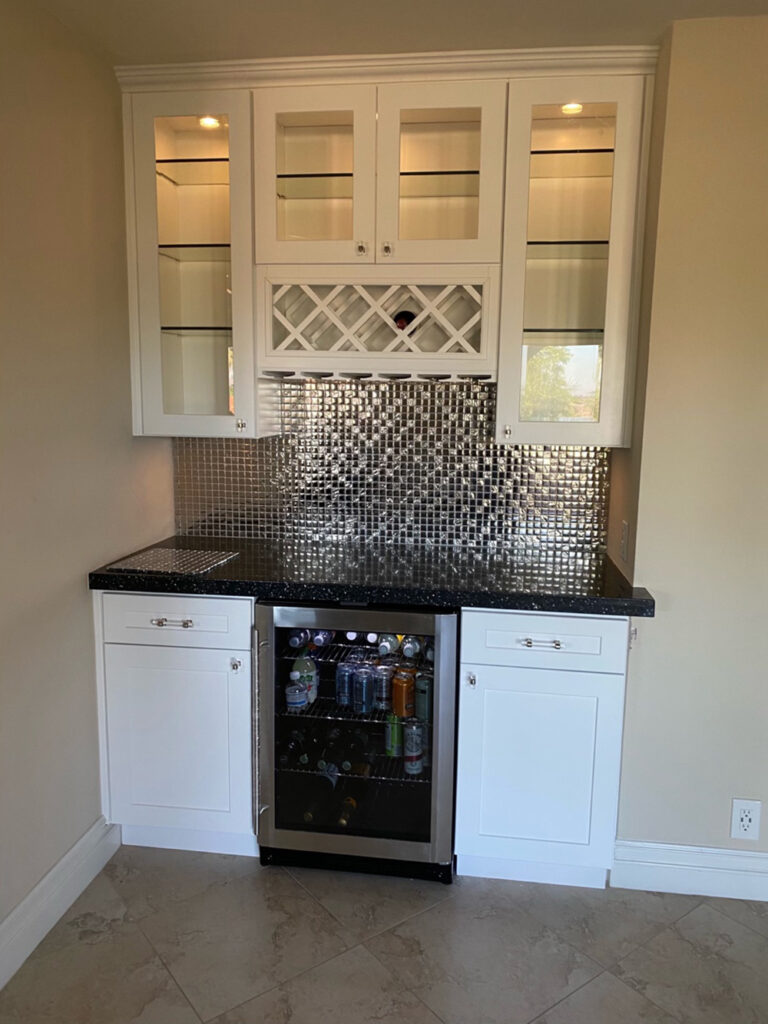 H8448 Stainless Eloquent Mosaic